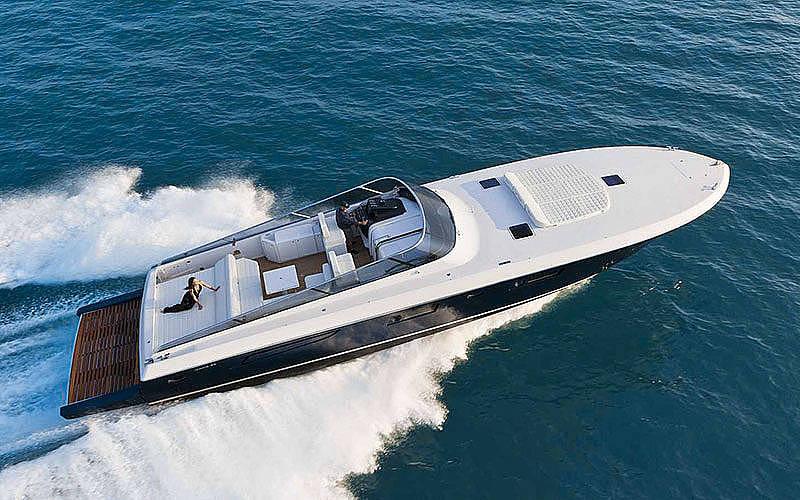Hire a Speedboat on Capri