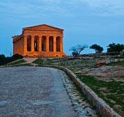 Dominating Sicily Sicily