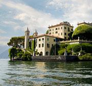 Lake Como's water-edge wonders
