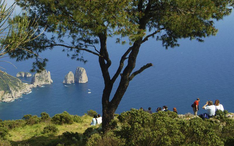 Monte Solaro - Capri