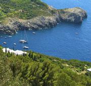 I Fortini coastal walk