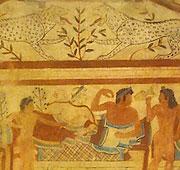 Le citt� degli Etruschi