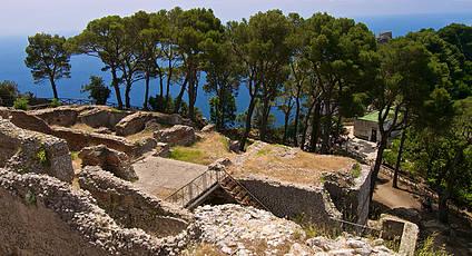 Le ville di Tiberio
