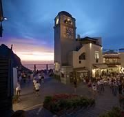 La Piazzetta de Capri