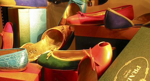 Shopaholics' Tuscany