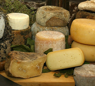 I formaggi di Maria e Romeo Hotel