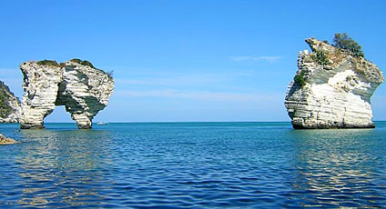 Gargano hotels boutique hotels and luxury resorts for Boutique hotel gargano