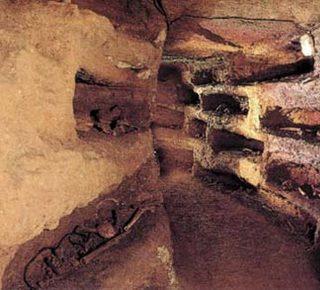 Grottaferrata- Ad Decimum Catacombs  Hotel