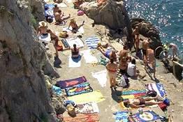 Gradola Beach