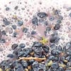 Grape must hot candle Body Massage