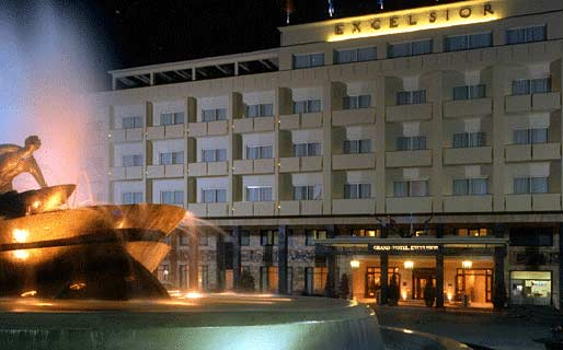 Excelsior Grand Hotel Hotel 5 stelle Catania