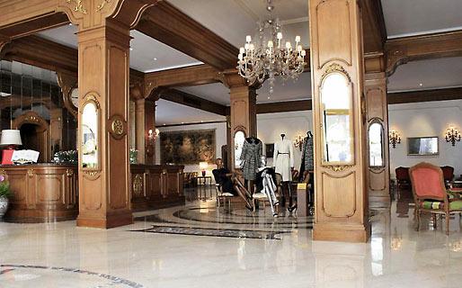 Aldrovandi Palace Villa Borghese
