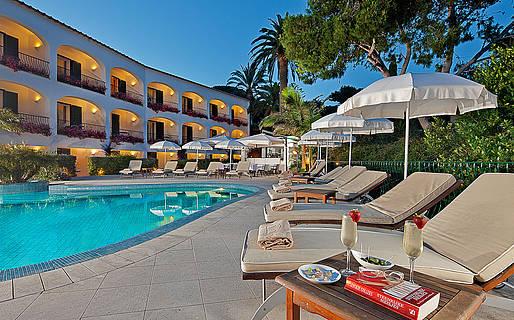 Hotel della Piccola Marina 4 Star Hotels Capri
