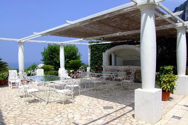 Il Portico Hotel 1 Stella Capri