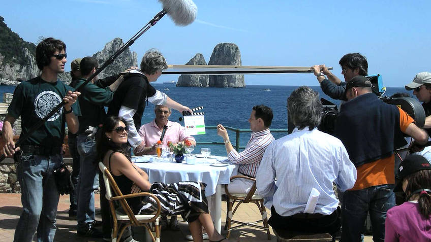 Capri Location Service Cinema and Television Capri