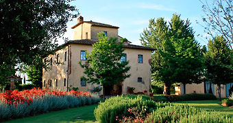 Foresteria il Giardino di Fontarronco Alberoro di Monte S. Savino Siena hotels