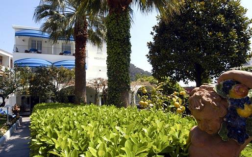 'A Pazziella 4 Star Hotels Capri