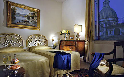 Centrale Palace Hotel 4 Star Hotels Palermo