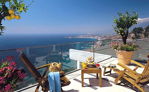 Hotel Monte Tauro Hotel 4 Stelle Taormina