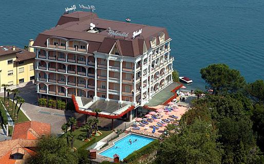 Hotel Splendid 4 Star Hotels Baveno (Lago Maggiore)