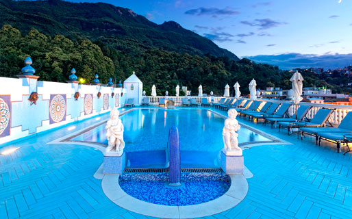 Terme Manzi Hotel & Spa Casamicciola Terme Ischia and