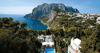 Villa Brunella Capri Certosa di San Giacomo hotels