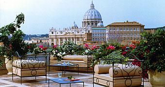 Atlante Star Roma Basilica of San Pietro hotels