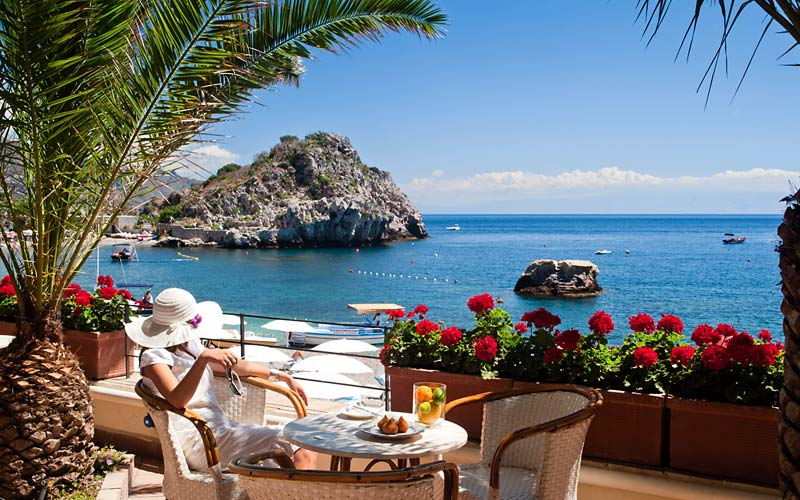Hotel Villa Sant Andrea Taormina