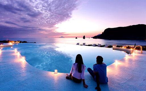 Therasia Resort sea & spa 5 Star Hotels Vulcano - Lipari - Isole Eolie