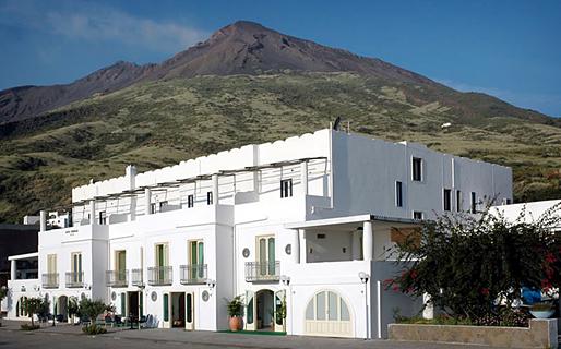 Hotel Ossidiana Hotel 3 Stelle Stromboli - Isole Eolie