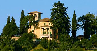 Villa Milani Spoleto Hotel