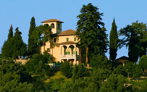 Villa Milani Historical Residences Spoleto