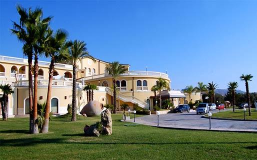 Hotel Parco dei Principi Roccella Roccella Ionica Hotel