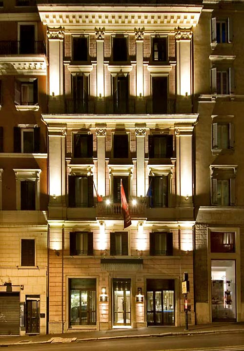 Hotel Stendhal Roma