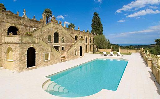 Villa Cattani Stuart Residenze d'Epoca Pesaro