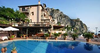 Hotel Villa Sonia Castelmola, Taormina Messina hotels