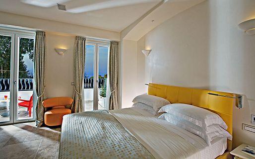 Blu Capri Relais & Spa Hotel 5 estrelas Anacapri