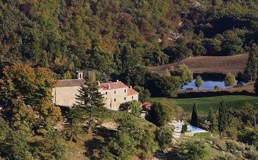 Borgo di Carpiano Residenze d'Epoca Gubbio