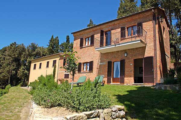 Hotel Villa Poggiano Montepulciano