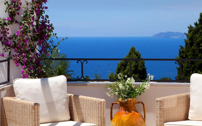 La Meridiana Bed & Breakfast Anacapri