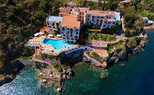 Hotel Carasco Hotel 4 Stelle Lipari - Isole Eolie
