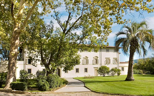 Villa Pitti Amerighi Residenze d'Epoca Pieve a Nievole