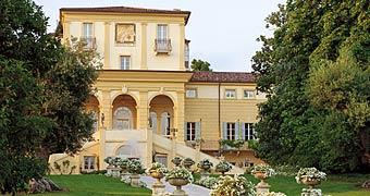 Byblos Art Hotel Villa Amistà Corrubbio di Negarine Verona hotels