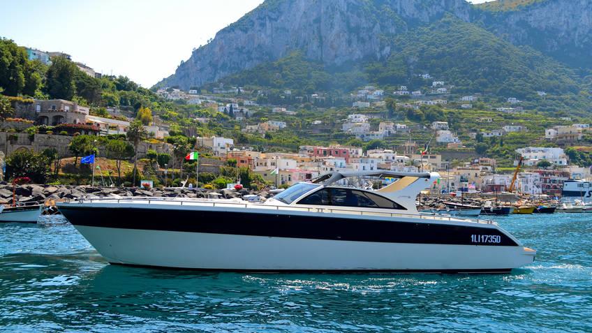 Capri Marine Limousine Excursões marítimas Capri
