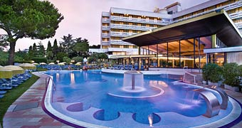 Hotel Terme Esplanade Tergesteo Montegrotto Terme Vicenza hotels