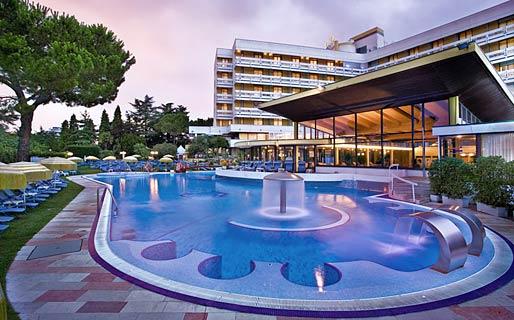 Hotel terme esplanade tergesteo montegrotto terme e 34 for Luxury hotel 5 stelle