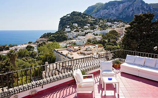 Villa Silia Case Affitto Capri