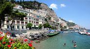 Hotel La Bussola Amalfi Hotel