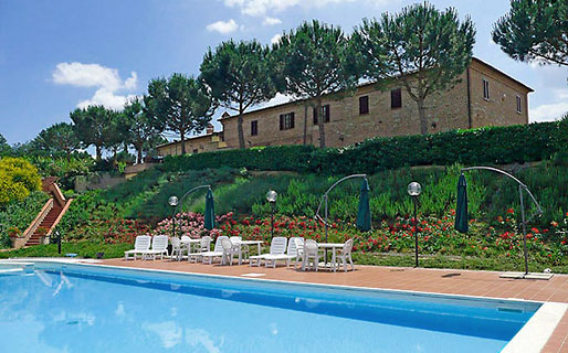 Casa di Bacco Farmhouse Holidays Montepulciano