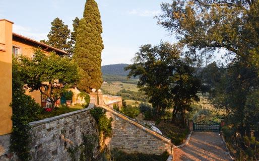 Villa di Campolungo Farmhouse Holidays Fiesole
